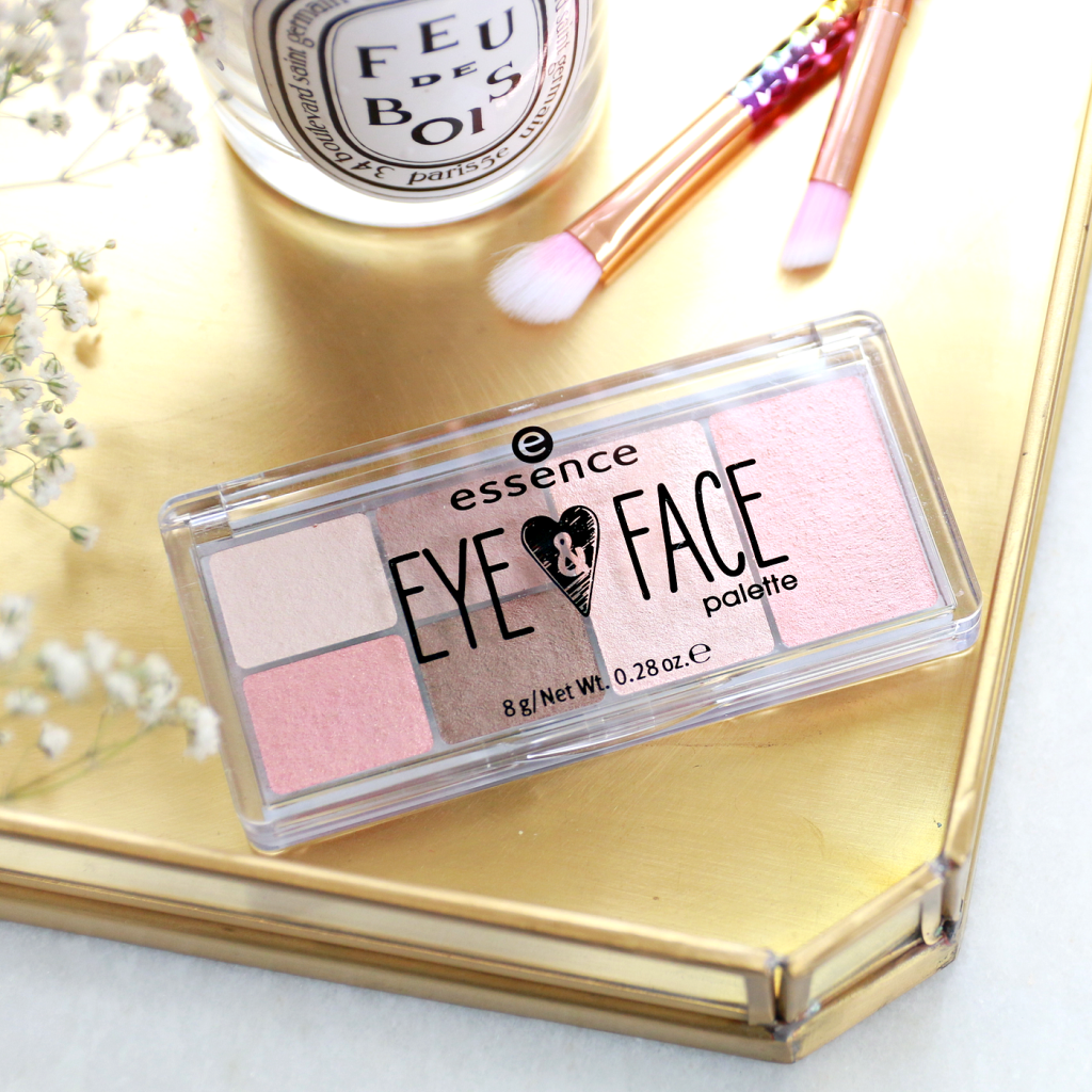 ESSENCE EYE & FACE PALETTE 02 RISE & SHINE_ - 2