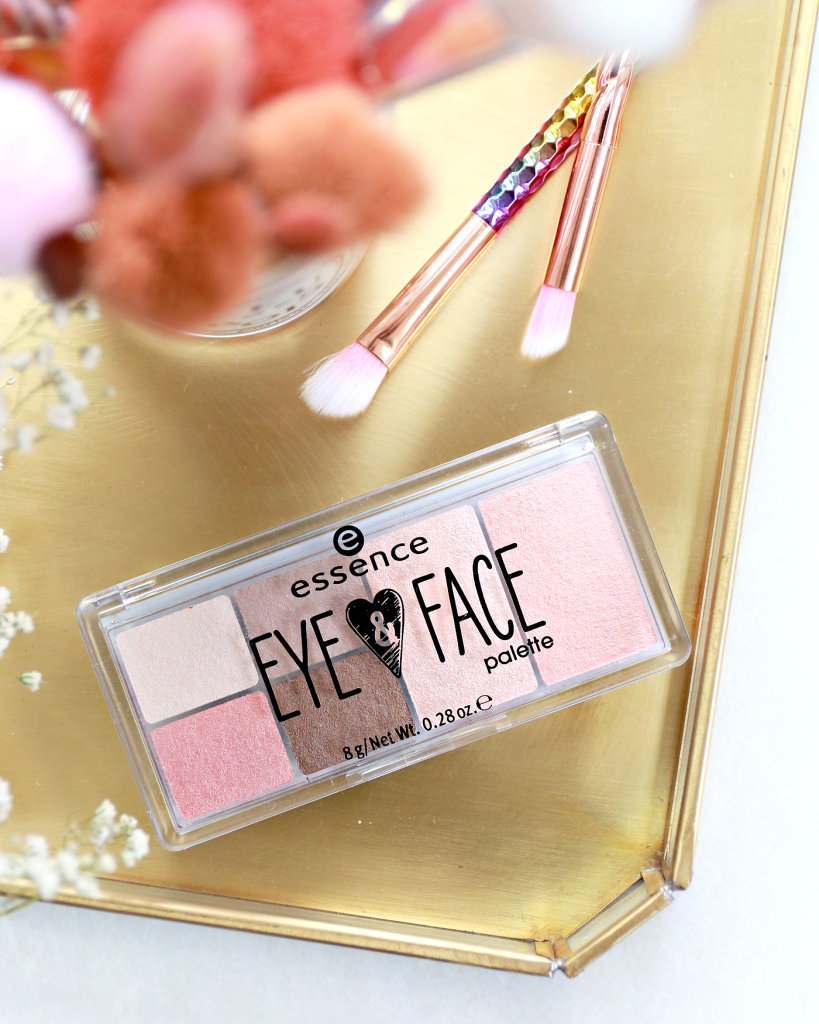 ESSENCE EYE & FACE PALETTE 02 RISE & SHINE_ - 3