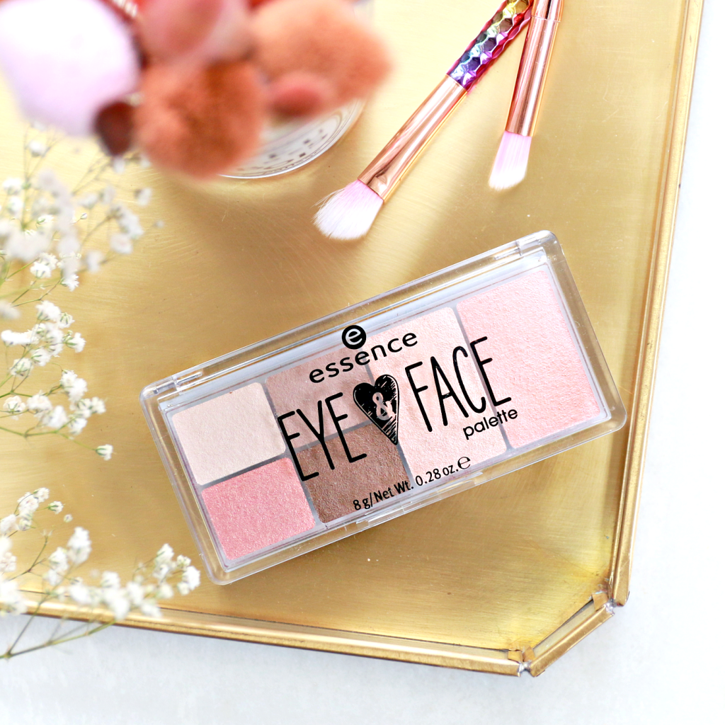 ESSENCE EYE & FACE PALETTE 02 RISE & SHINE_ - 4