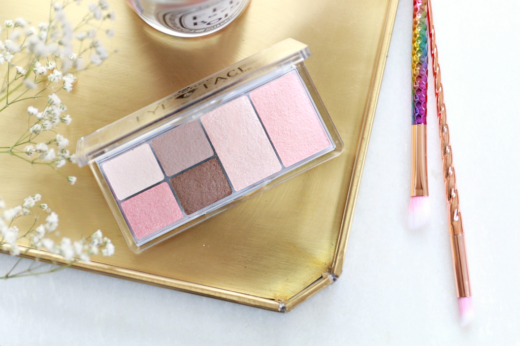 ESSENCE EYE & FACE PALETTE 02 RISE & SHINE_ - 5