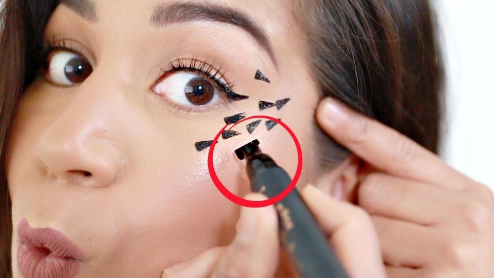 How To Make Cat Eyeliner Easy