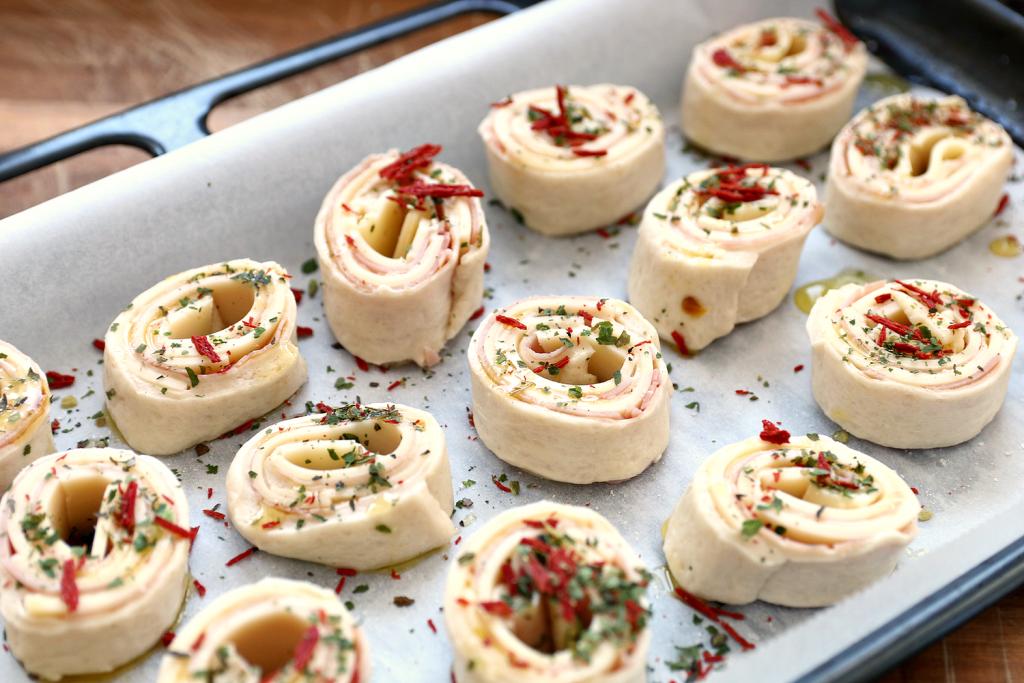 kerst hapjes snacks recepten_ - 1 ⋆ beautylab.nl