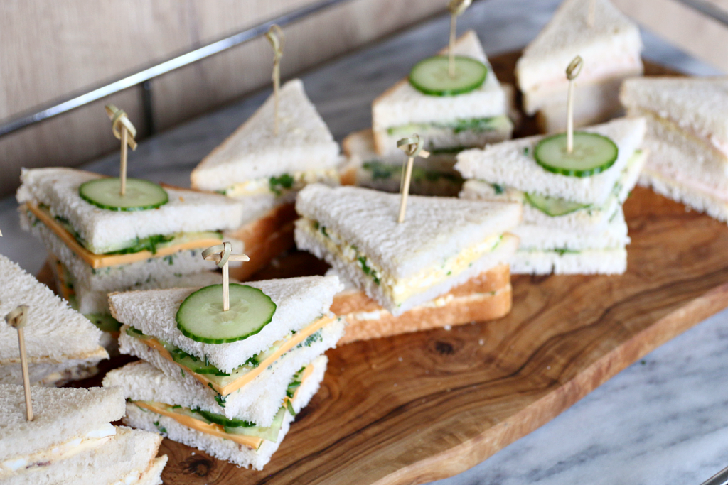 Favoriete Food Friday | high tea sandwiches ⋆ Beautylab.nl &JW07