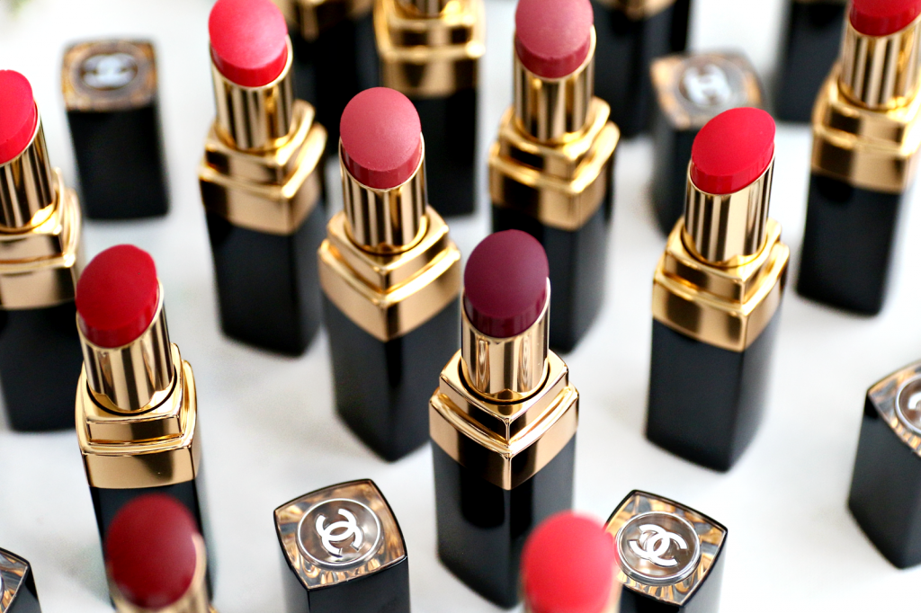 Chanel Rouge Coco Flash review & swatches ⋆ Beautylab.nl