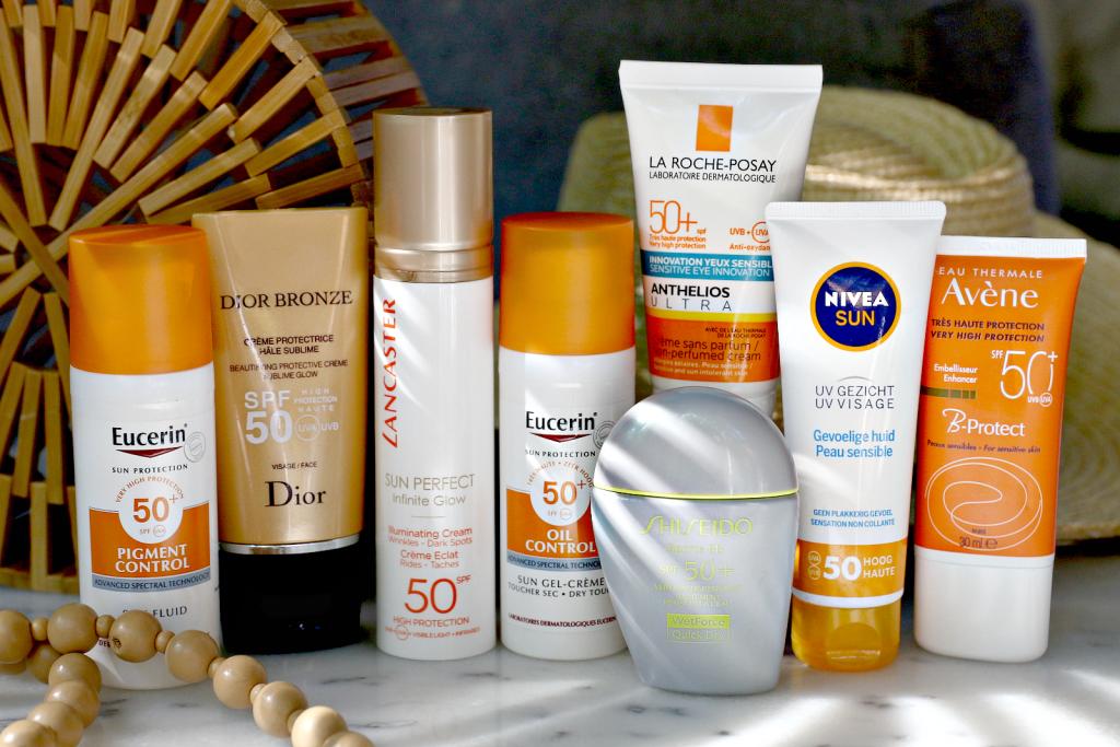 dfa05e6752a661 Ik testte 8 zonnebrandcrèmes SPF50 voor het gezicht ⋆ Beautylab.nl